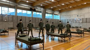 Guerra à Covid-19: 500 militares no rastreio ao novo coronavírus