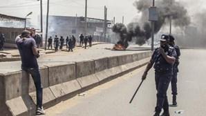 Manifestantes voltam hoje às ruas de Luanda contra corrupção e impunidade em Angola