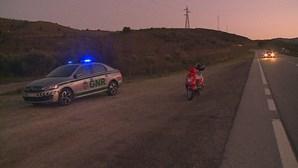 Motociclista morre em despiste na EN213 em Mirandela