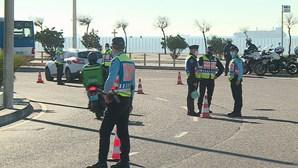 PSP apanha 14 pessoas a desrespeitar recolher obrigatório no Porto. 11 são ciclistas