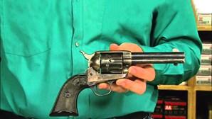 Preso por roubar arma de brincar em Santiago do Cacém