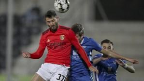 Benfica vence Paredes por 1-0 e carimba passagem à 4ª eliminatória da Taça de Portugal