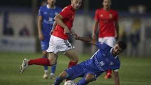 Protocolo permitiu bancada 'cheia' no jogo entre Paredes e Benfica
