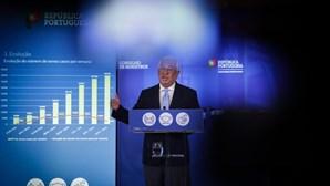 Congresso do PCP: Costa diz que lei é clara e não permite impedir reunião do partido