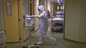 Pandemia de Covid-19 divide país em quatro
