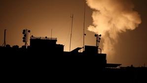 Israel lança ataque aéreo na Faixa de Gaza contra alvos do Hamas