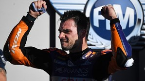 """Miguel Oliveira termina época de MotoGP em 9º lugar, mas com """"a sensação de que podia ter feito mais"""""""