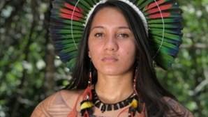 """Indígena brasileira diz que Portugal tem """"dívida histórica"""" com povos nativos"""