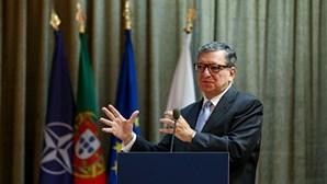 """Língua portuguesa """"merecia ser mais conhecida"""", defende Durão Barroso"""