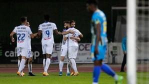 Treinador do Real Massamá abandona clube a duas horas do jogo para a Taça