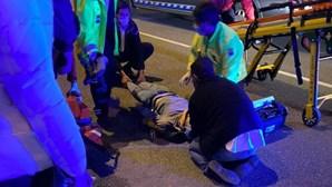 Um quinto dos peões que morreram atropelados tinha álcool no sangue