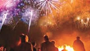 Fogo de artifício proibido no Ano Novo para evitar acidentes na Alemanha