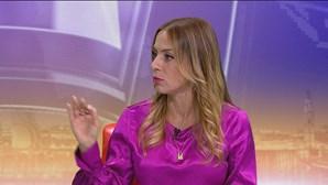 """Joana Amaral Dias sobre congresso do PCP: """"Para quê? Isto é um tiro no pé do Partido Comunista"""""""