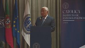 """António Costa: """"Situação de pandemia coloca todo o programa da presidência numa situação de contingência"""""""