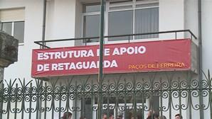 Centro de retaguarda acolhe doentes com Covid-19 em Paços de Ferreira