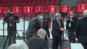 Sócios do Benfica pedem Assembleia Geral Extraordinária