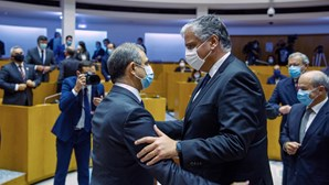 PSD dá vice-presidência ao CDS e Pescas ao PPM nos Açores