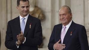 Covid-19 ameaça família real espanhola