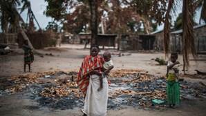 Meninas de 11 anos forçadas a casar com homens de 50 para sobreviver em Cabo Delgado