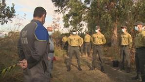 GNR forma 150 novos guardas florestais