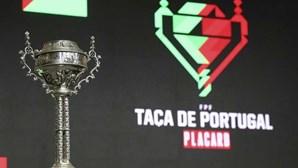 Benfica, FC Porto e Sporting já conhecem os adversários na Taça de Portugal. Veja aqui