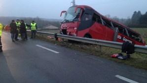Motorista condenado por despiste fatal para quatro portugueses em França