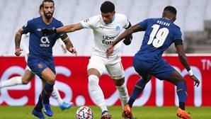 FC Porto vence Marselha por 2-0 na Liga dos Campeões