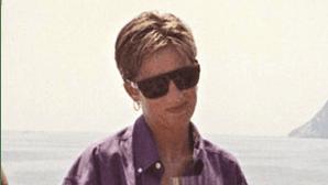 Imagens mostram princesa Diana de férias sem Carlos antes do divórcio