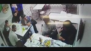 Foi assim o início da discussão que levou à rixa no restaurante em Odivelas