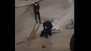 Jovem de 22 anos detido após disparos no Vale da Amoreira