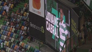 Jovane Cabral quer renovar contrato com o Sporting