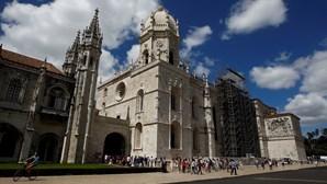 Obras no Mosteiro dos Jerónimos com ajuda estrangeira
