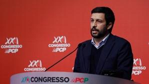 João Ferreira aponta 10 falhanços a Marcelo no Congresso do PCP