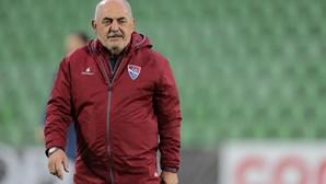 Morreu Vítor Oliveira, antigo treinador do Gil Vicente