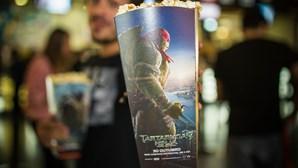 Pipocas banidas dos cinemas para travar contágios da Covid-19