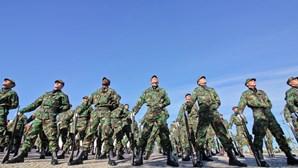 Mais de 3 mil jovens contra serviço militar