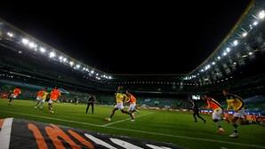 Sporting vence Moreirense por duas bolas a uma e reforça liderança no campeonato
