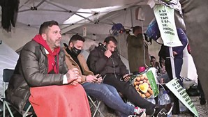 Chef Ljubomir está em greve de fome para lutar pela restauração
