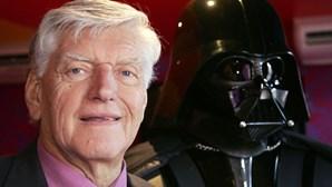 Morreu o ator Dave Prowse, que deu vida a Darth Vader na 'Guerra das Estrelas'