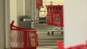 Mala abandonada lança suspeita de bomba em centro comercial de Matosinhos