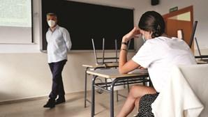 Covid-19 tira fins de semana a professores