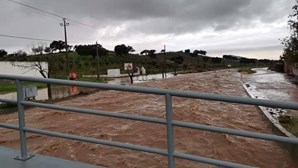 Cheias e granizo: Mau tempo atingiu em força Alentejo e Algarve