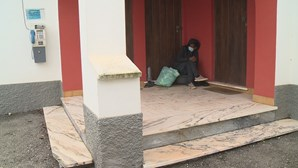 Refugiado fica sem-abrigo e dorme na rua em Miranda de Corvo