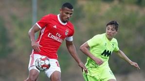 Jogador do Benfica infetado com Covid-19