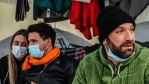 Empresários da restauração em lágrimas pedem ajuda ao Governo após 4 dias em greve de fome