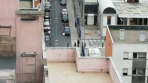 Quatro detidos em tiroteio junto à Praça de Espanha em Lisboa