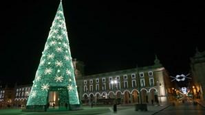 Luzes da quadra natalícia resistem à Covid-19