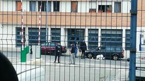 Caçados após tiros à porta de creche em Lisboa