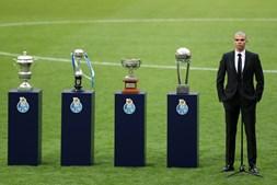"""O internacional português Pepe não esconde a ambição: continuar a conquistar títulos. """"É com esse objetivo que me levanto todos dias"""", afirma"""