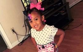 Tagan, de cinco anos, morreu 15 horas depois de teste positivo para coronavírus